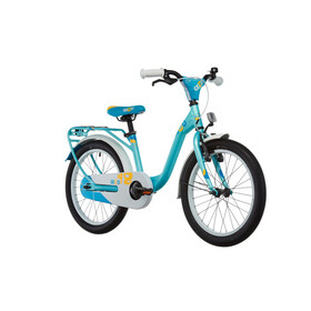 s'cool niXe 18 Childrens Bike alloy blue/turquoise